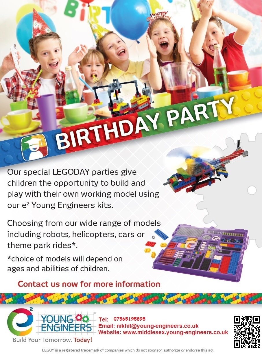 lego birthday middlesex united kingdom